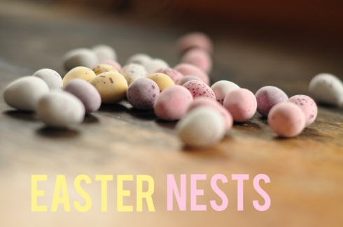 Easter Nests 1